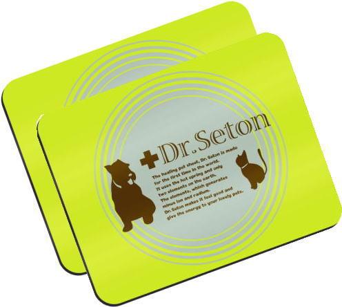 ペット用岩盤浴シート ドクター・シートン  犬の皮膚病、犬の腫瘍に!